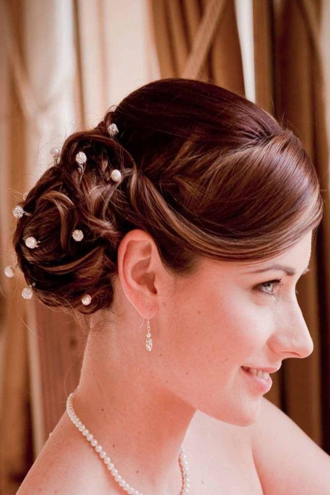 Quick And Easy Party Hairstyles For Medium Hair At Home Tips Lange Haare Brautfrisur Hochzeitsfrisuren Lange Haare