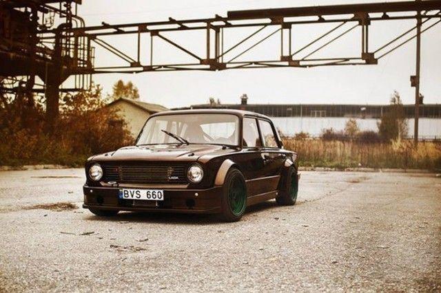 #Lada drift