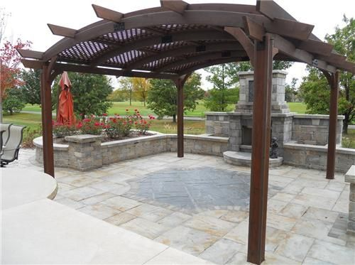Find This Pin And More On FREE STANDING PATIO COVERINGS By Ninawallis50.