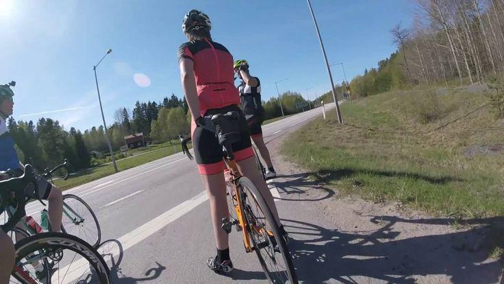 Vloggarweekend dag 2. Landsväg - Halvvättern - Madelene Burgström - YouTube