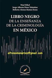 LIBROS EN DERECHO: LIBRO NEGRO DE LA ENSEÑANZA DE LA CRIMINOLOGÍA EN ...