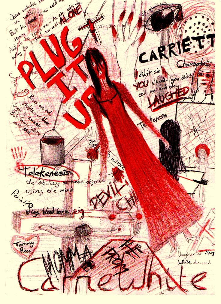 carrie 1976 fan made - Google Search