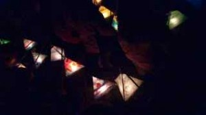 matariki lanterns and acrostic poems