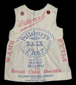 Little Homestead in Boise: Flour Sack Dresses & Aprons, Rural Life ...