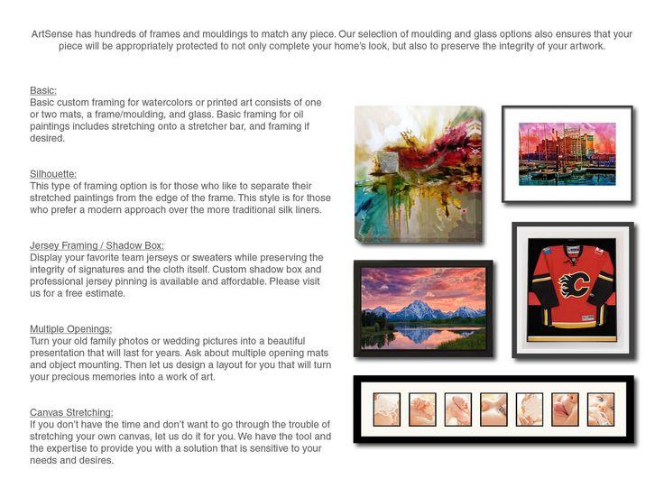 Custom Framing | Print on Demand | Pinterest