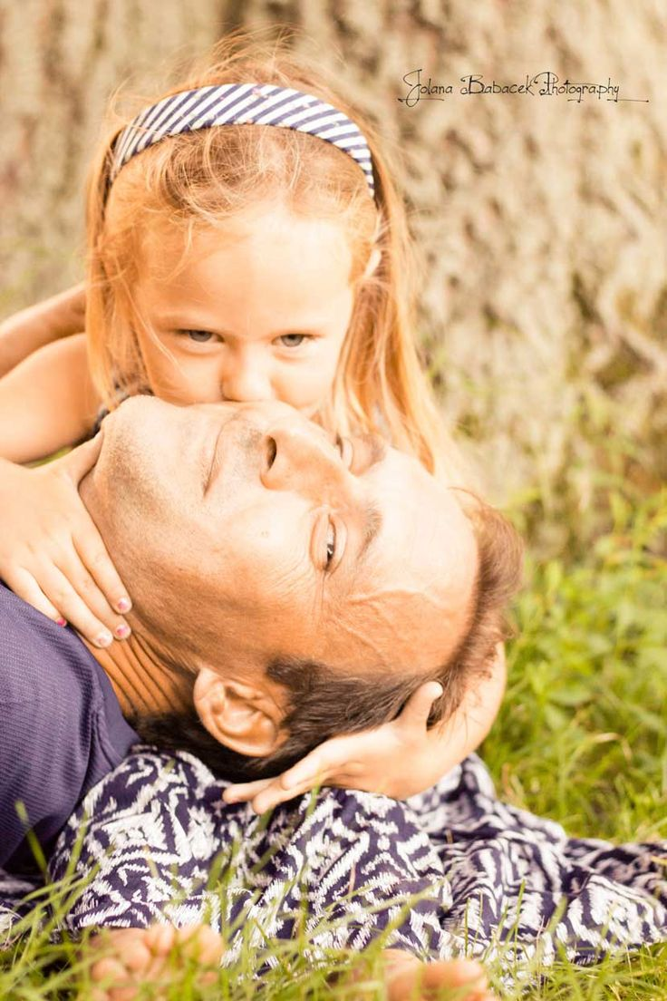 Father and Daughter sharing a true bond and moment. To view more pease visit:  www.JolanaBPhotography.com