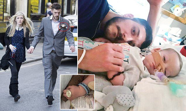 Parents vow to fight to save baby Charlie Gard's life http://dailym.ai/2otoTaQ