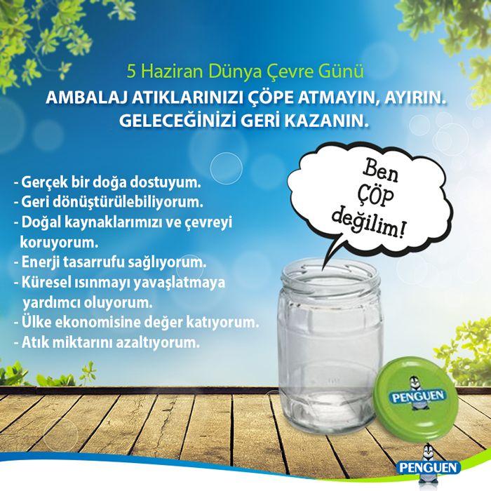 Doğayı korumak hepimizin görevi! 🌳☀️🌊 5 Haziran #DünyaÇevreGünü'müz kutlu olsun. #Katkısız #Lezzet #Sağlık #Güven #PenguenGida