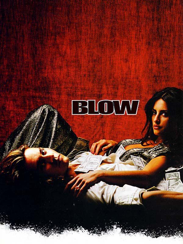 2001 - Blow est un film de Ted Demme avec Johnny Depp, Penélope Cruz.