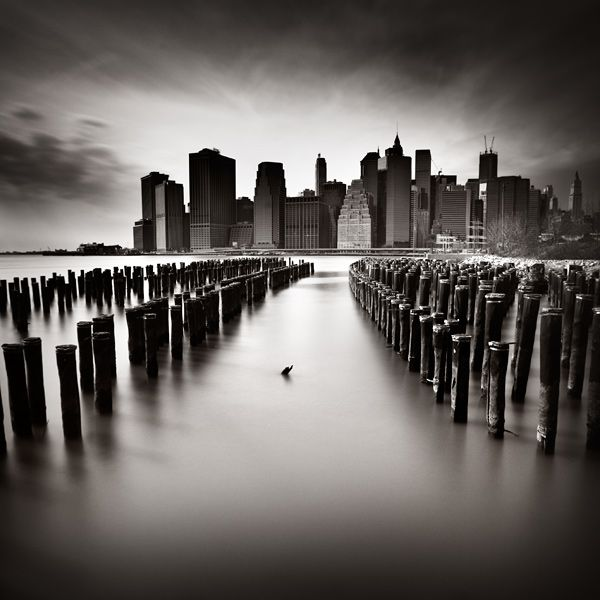 NYC Downtown, photographie de Xavier Rey