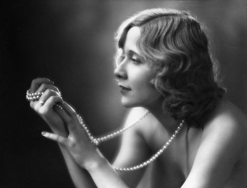 "Amazing photo of Vivian Vance circa 1932, 20 years before she became Ethel Mertz on ""I Love Lucy."""
