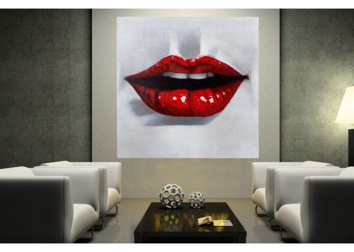 #painting #decorations #homedecor #irenesworld #yourhome #yourplayground #homeaccesories #red #lips #redlips