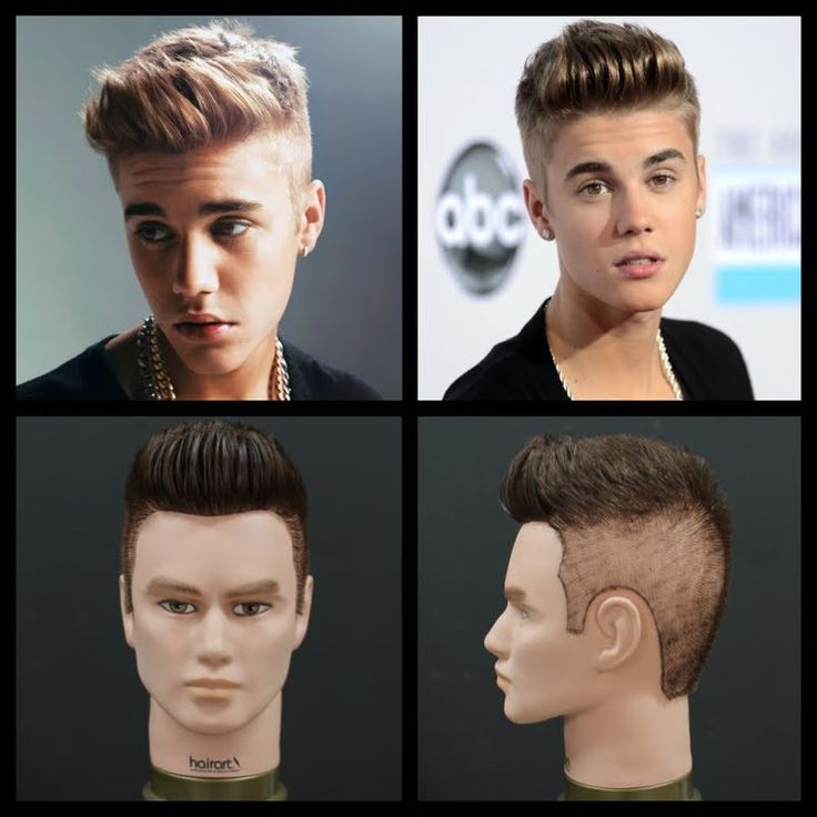Justin Bieber Haircut Tutorial 2014