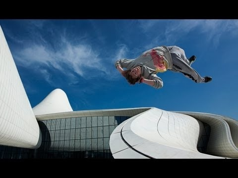 Parkour in Baku City – the City of Contrasts – Ryan Doyle 2013