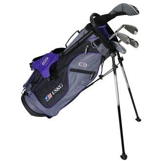 US Kids Golf US Kids Boys UL-54 Inch 5 Club Package Set 2016 The Ultralight set is designed for the beginner to intermediate player. The flexible shafts with the right club head weight and design help the developing player get the ball up in the air with ease.  http://www.MightGet.com/may-2017-1/us-kids-golf-us-kids-boys-ul-54-inch-5-club-package-set-2016.asp