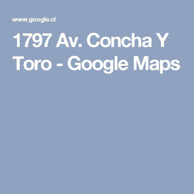 1797 Av. Concha Y Toro - Google Maps