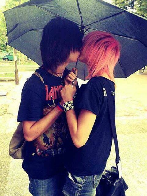 Dating an emo girl