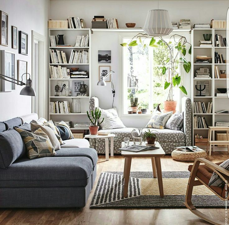 White Living Spaces: 673 Best Decorating {Family Rooms} Images On Pinterest
