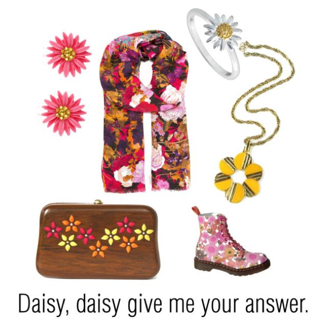 Daisy, daisy give me your answer