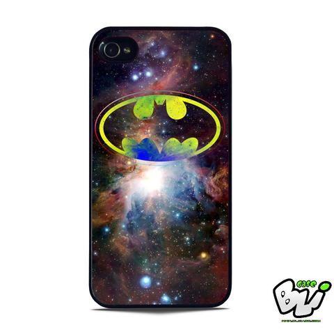 Batman Logo Galaxy Nebula iPhone 5   iPhone 5S Case