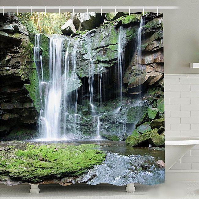 Transform Your Plain Bathroom Into A Tropical Spa Retreat