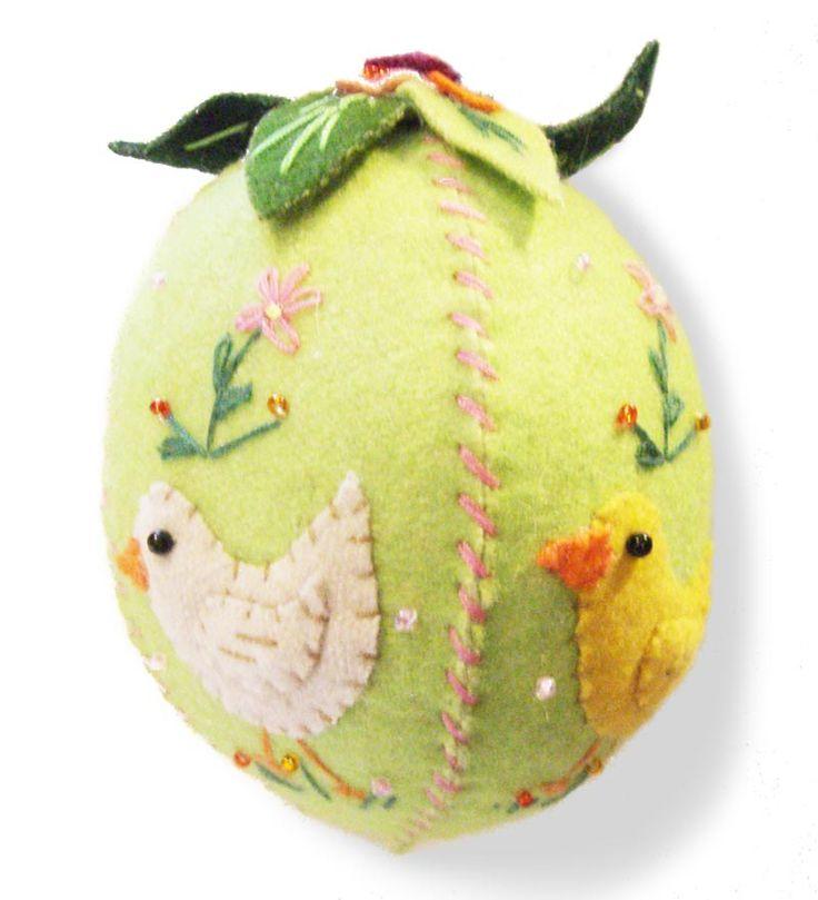 Easter Egg Sew cute!