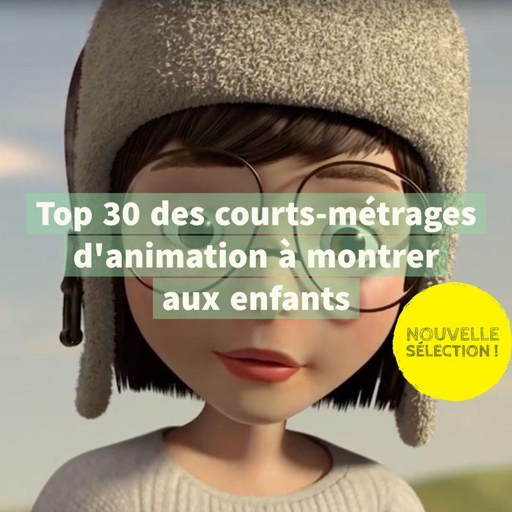Je vous invite à découvrir 30 courts-métrages d'animation qui vont ravir toute la famille et particulièrement les enfants ! Bon visionnage !