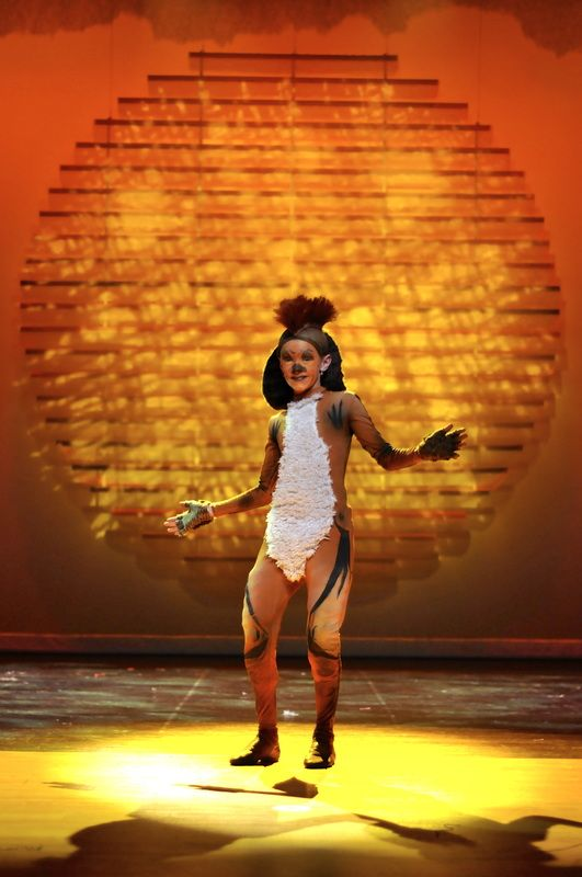 Costume Photos - The Lion King