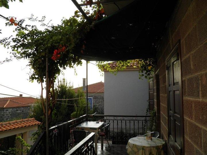 Our cute little terrace