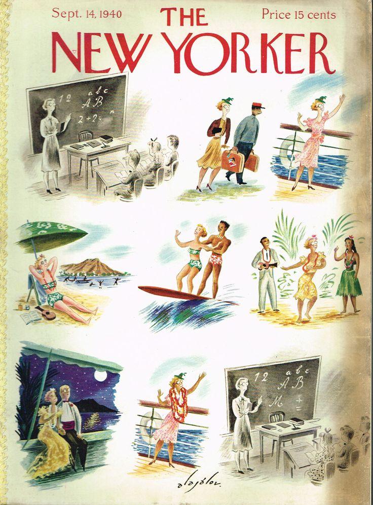 Cover artwork by Alajalov