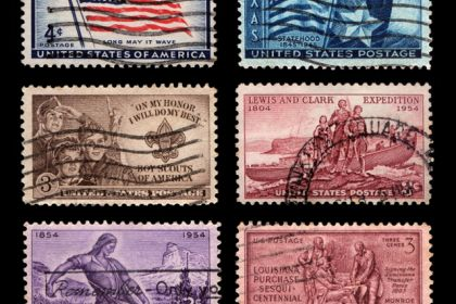 On April 10, the price of a first class stamp will drop from 49 cents to 47 cents.