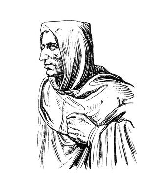 Girolamo Savonarola condemned the pope's abuses and elevated the authority of Scripture — all while Luther was only a child.