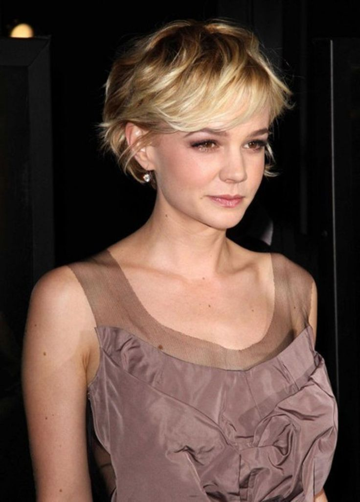 Short Bob Haircuts For Fine Wavy Hair Picture Gallery