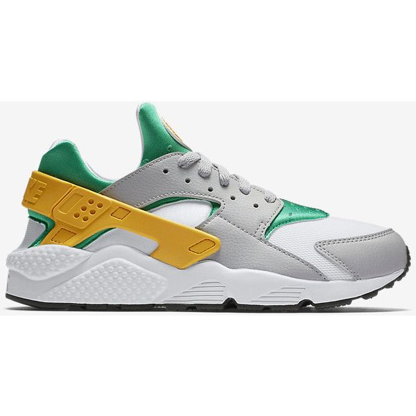 Nike Air Huarache Men's Shoe. Nike.com ($110) ❤ liked on Polyvore featuring men's fashion, men's shoes, nike mens shoes and mens shoes