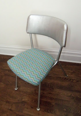 Vintage Makeover - Ugly Chairs | Amy & Angie Vintage | Pinterest