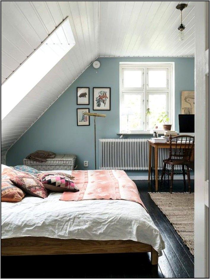 Deco Chambre Jonc De Mer Mur Vert En 2020 Deco Chambre Sous Comble
