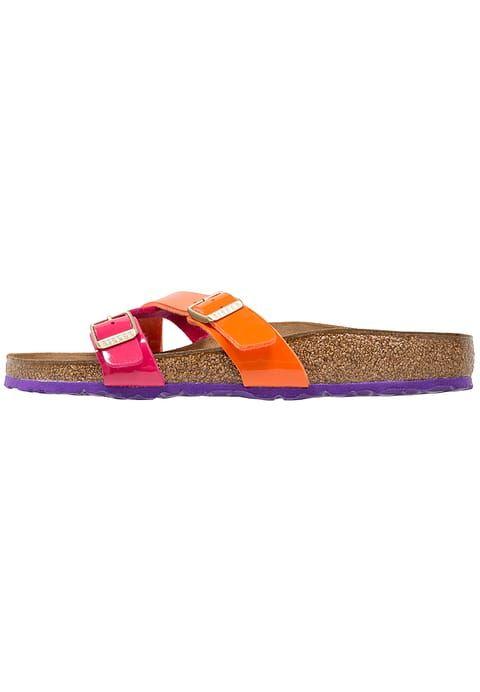Birkenstock YAO BALANCE - Ciabattine - tropical orange/pink - Zalando.it