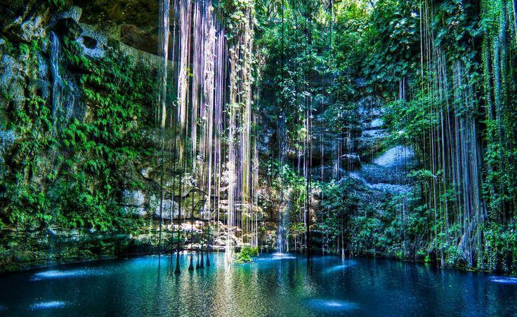 Cenotes Playa del Carmen Mexico