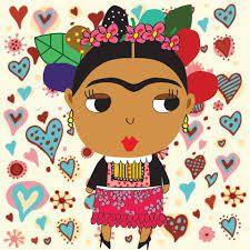 Frida by Milo Lockett