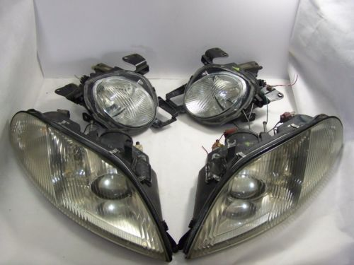 92-94 Lexus SC300 SC400 Headlight  Assembly Left LH Right RH Inner Outer Pair  | eBay #lexus #lexusclub #lexuscar #lexussc300 #lexussc400 Wow, awesome Daily Deals ⠀ rightchoiceautoparts.com⠀ rightchoiceharbor.com⠀ Follow us on social media and be in the know:  Facebook - http://fb.com/RightChoiceHarbor/?utm_content=bufferaf013&utm_medium=social&utm_source=pinterest.com&utm_campaign=buffer Twitter - @RightHarbor ⠀ Tumblr - thinkbiggerquicker.tumblr.com ⠀ Instagram - @rightchoiceharbor ⠀…
