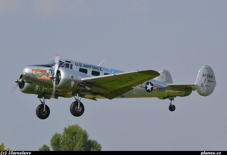 G-BSZC - Beech C-45H Expeditor - Praha - Letňany (LKLT) - planes.cz