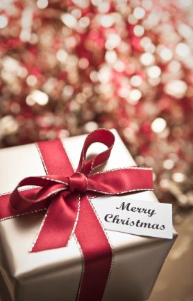 For many people -- whether they care to admit it or not -- Christmas is about presents.