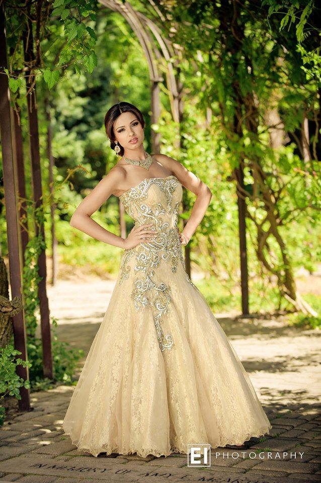 200 best images about indo western fusion on pinterest for Indian fusion wedding dress