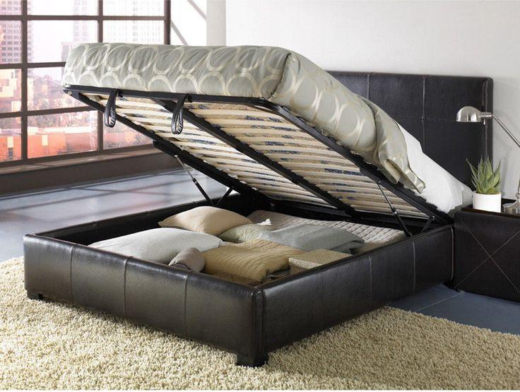 35 mejores imágenes de Bed with a High Headboard Storage en ...