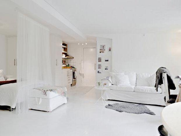Małe mieszkania - 10 pomysłów do zastosowania
