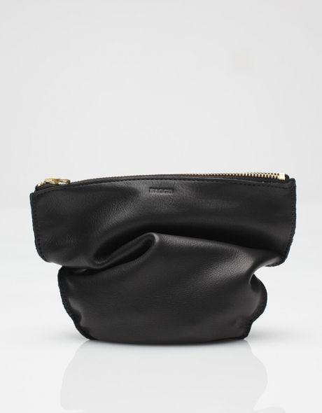 BAGGU Medium Pouch In Black