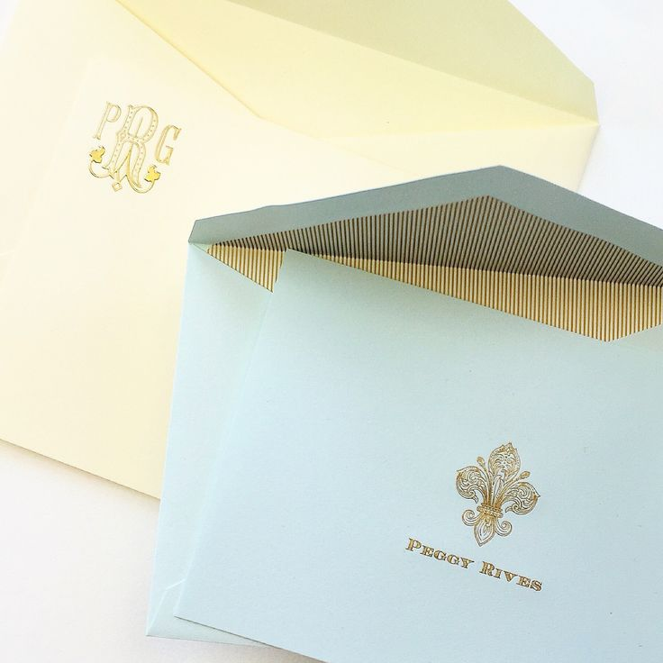 business letter format with enclosure%0A These exquisite gold engraved cards and notes were created for a recent  client by  FreshInk