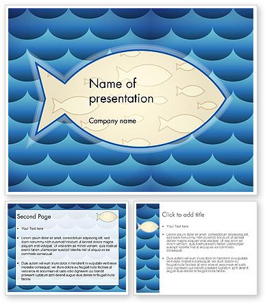 http://www.poweredtemplate.com/12293/0/index.html Fish Theme Background PowerPoint Template