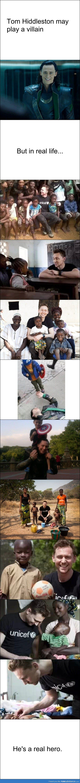 Loki the hero