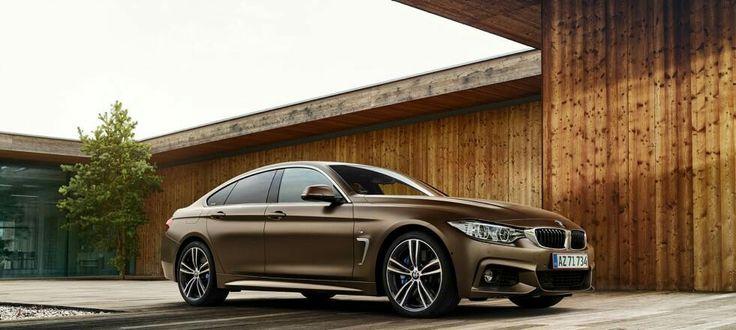 BMW 420 d Gran Coupé Aut.